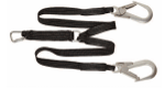 Thumbnail image of the undefined Energy Absorbing Lanyard - Twin Leg, Webbing, Anti-Static