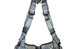 Image of the MSA V-FIT Safety Harness, Back/Chest D-Ring STD