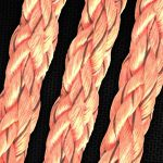 Image of the Yale Cordage Shark Byte 8, 1 1/8