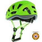 Image of the Kong LEEF ULTRA LIGHT HELMET Green